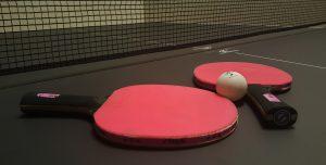 Beton Tischtennisplatte
