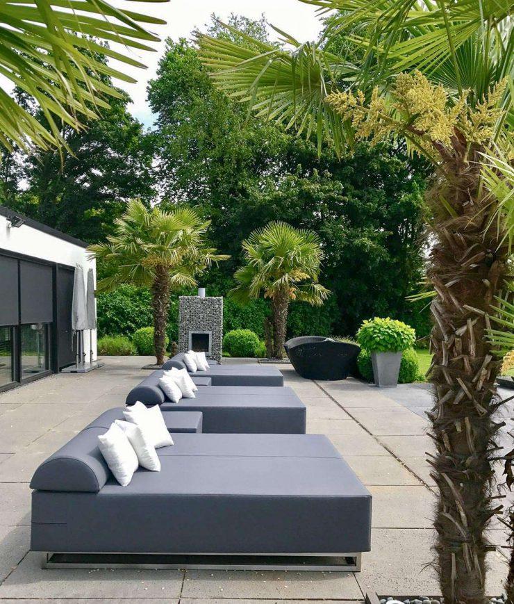 Lounge Liegen
